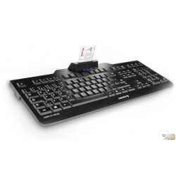 Smart Card Keyboard CHERRY USB JK-A0100FR-2