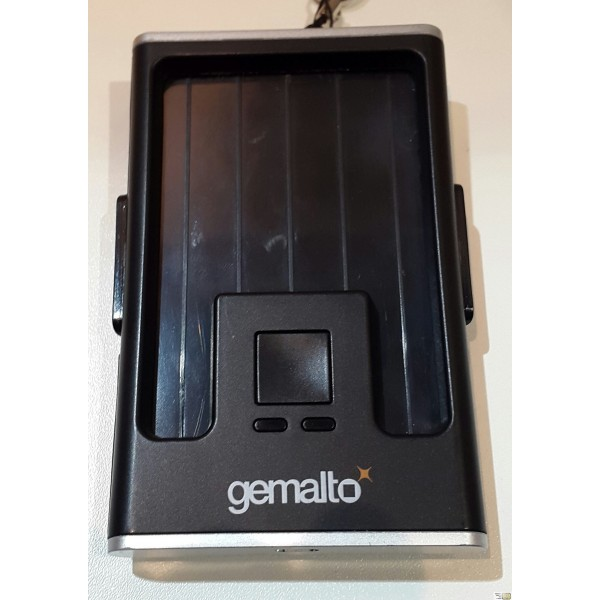 Smart Card Reader GEMALTO CT1100 BLUETOOTH - CARTESAPUCE