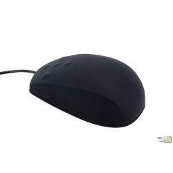 Souris étanche 5 boutons noire IP68