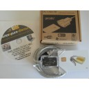 PACK GEMALTO.NET : 1 x Leitor GEMALTO PC USB TR + 1 Smart Card GEMALTO.NET + SOFTWARES