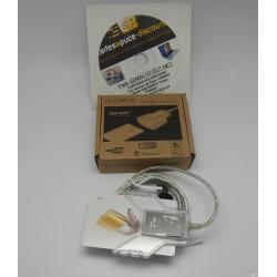 PACK GEMALTO.NET : 1 x lecteur de cartes à puce PC USB TR + 1 Carte à puce GEMALTO .NET + SOFTWARES
