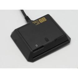 Lector de tarjetas chip/sim USB CAPD R301-U OEM