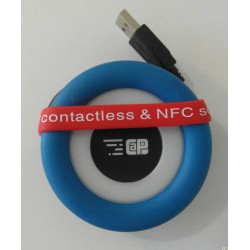 Cititor de carduri contactless CAPD PROX'N ROLL HSP USB