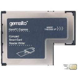 Leitor de cartões com chip GEMALTO ID Bridge CT-510 EXPRESS CARD